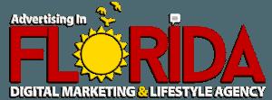 Advertising In Florida Marketing & Lifestyle Agency Logo